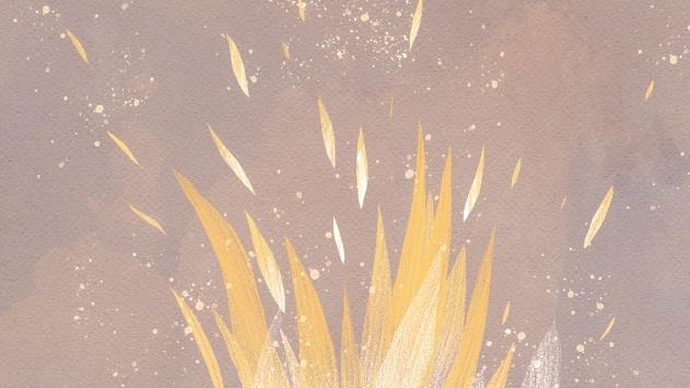 The Steadfast Tin Soldier, Illustration Tina Dobrajc