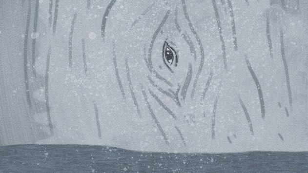 Moby Dick, Illustration Tina Dobrajc