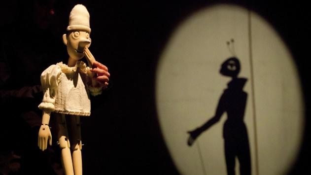 Pinocchio, foto: Miha Fras