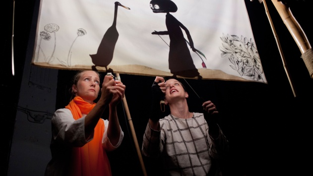 Duck, Death and the Tulip, foto: Miha Fras