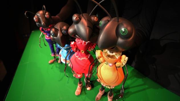 Four Black Ants, foto: Urška Boljkovac