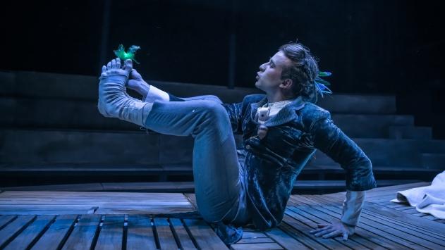 Peter Pan, foto Jaka Varmuž