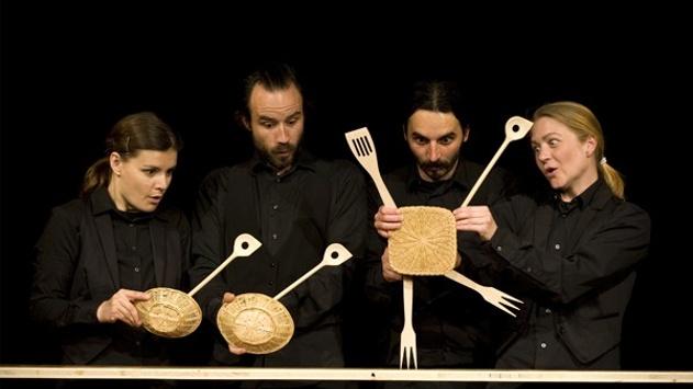 Štirje muzikanti
